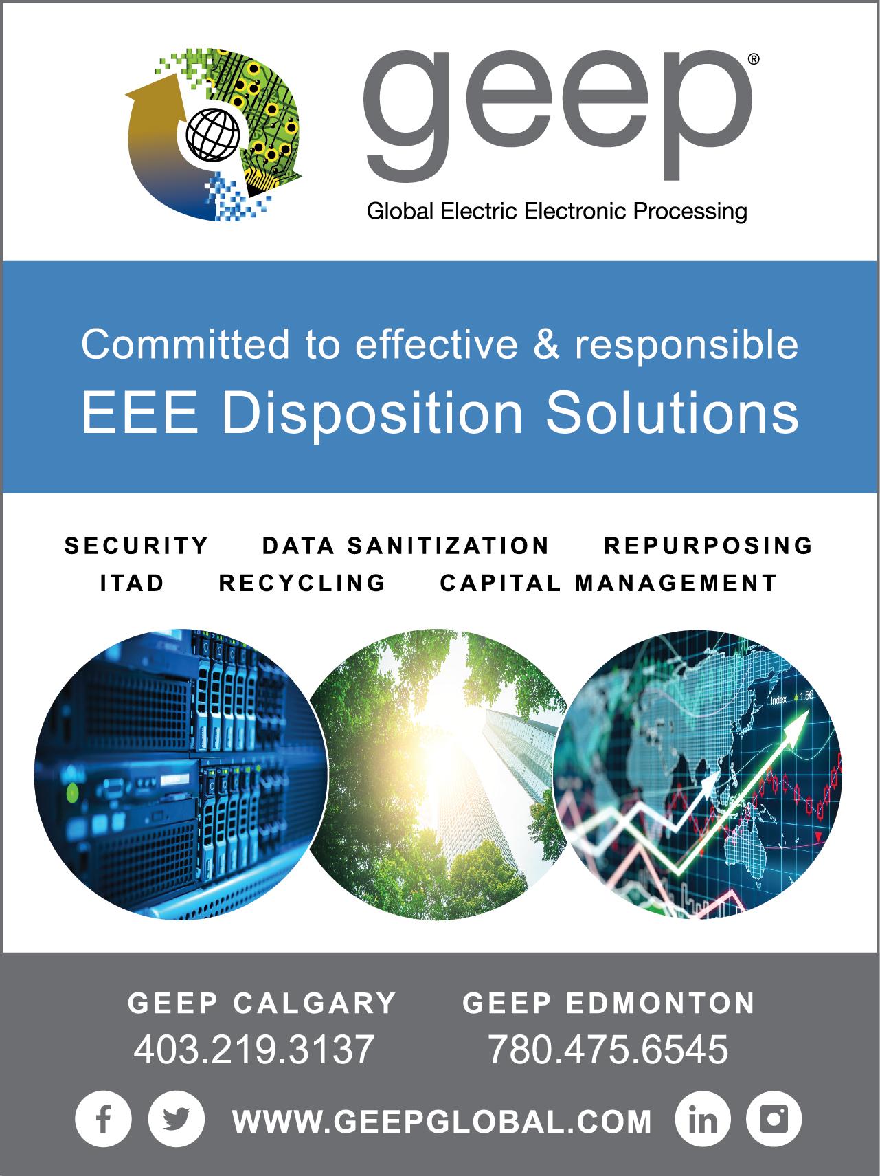 Expansion To Saskatchewans Electronics Recycling Program Responsible Solutions Winter 2018 Contents